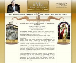 Robert M Moore Law Firm