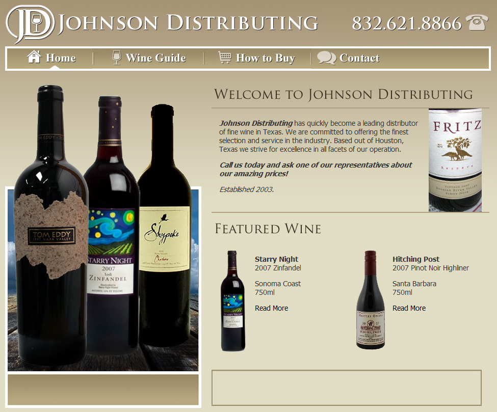 Johnson Distributing