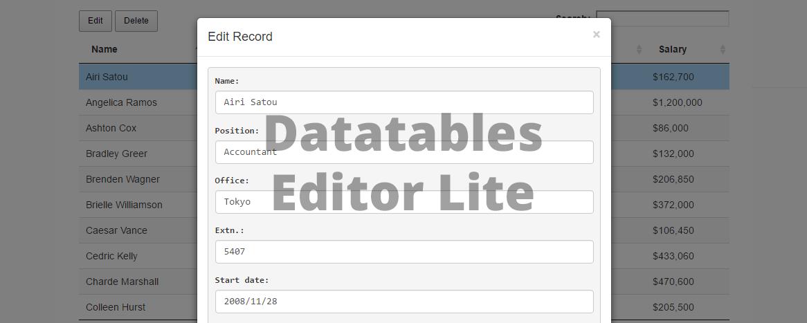 datatables-editor-lite-wp