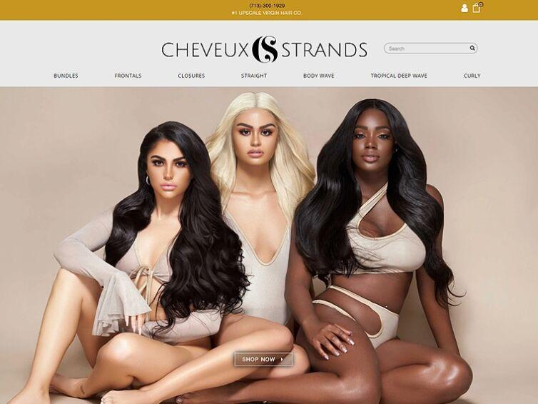 Cheveux Strands