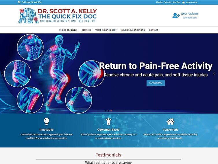 Dr. Scott Kelly
